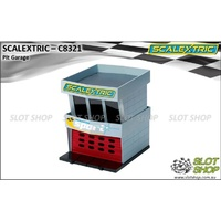 Scalextric C8321 Pit Garage