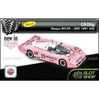 Slot.it CA28g Nissan R91VP - JSPC 1991 #25