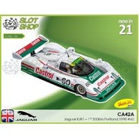 Slot.it CA42a Jaguar XJR10 IMSA #60