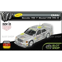 Slot.it CA44c Mercedes 190E 1st Wunstorf DTM 1992 #5
