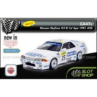 Slot.it CA47c Nissan Skyline GT-R 1st Spa 1991 #25