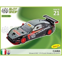 Slot.it CA48a Maserati GT4 #99