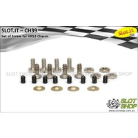 Slot.it CH39 HRS2 Chassis Screws