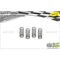 Slot.it CH55A Soft Springs for CH47b Suspension Kit