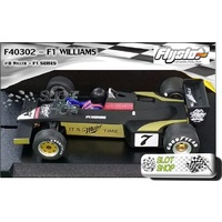 Flyslot F40302 Williams FW08 #7 (Miller Time Edition)