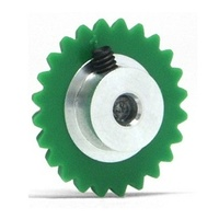 Slot.it GA1524PL 24 Tooth Flat Anglewinder Spur Gear