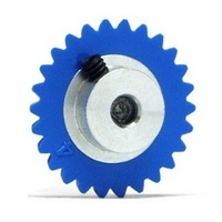 Slot.it GA1526PL 26 Tooth Flat Anglewinder Spur Gear (15mm)