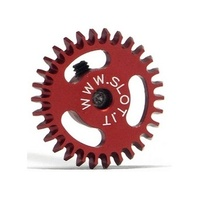 Slot.it GA1630E 30 Tooth Anglewinder Spur Gear (16mm)