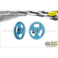 Slot.it GA1834E 34 Tooth Anglewinder Spur Gear (18mm)