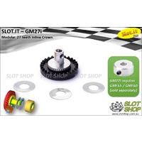 Slot.it GM27I Modular Inline Crown (27 Teeth)