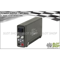 PowerTech Plus MP3842 0-36VDC 0-5A Slimline 80W Power Supply