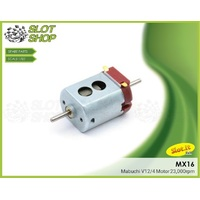 Slot.it MX16 Mabuchi V12/4 Motor 23,000rpm