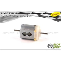 Slot.it MX17 Mabuchi V12/4 Motor 29,000rpm