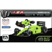 NSR 0161IL Classic F1 1986-'89 Series - Green Test Car