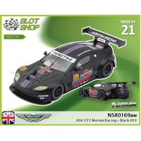 NSR 0169aw ASV GT3 Martini Racing - Black #69