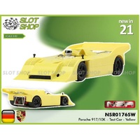 NSR 0176sw Porsche 917/10K - Test Car Yellow