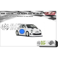 NSR 1051BL Fiat Abarth 500 Kit (BLUE)