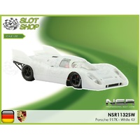 NSR 1132SW Porsche 917K Double Fin (White Kit)