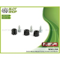 NSR 1204 Plastic Cups & Screws