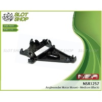 NSR 1257 Anglewinder Motor Mount - Medium (Black)