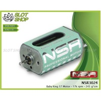 NSR 3024 Baby King Motor 17,000rpm