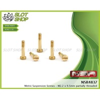 NSR 4837 Brass Suspension Screws