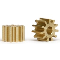 Slot.it PI6711o 11 Tooth Anglewinder Brass Pinion (6.75mm)