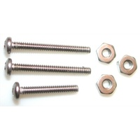 Professor Motor PMTR2024 Controller Handle Bolt & Nut Set
