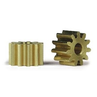 Slot.it PS11 11 Tooth Sidewinder Brass Pinion (6.5mm)