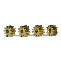 Slot.it PSMX Sidewinder Brass Pinion Mix (6.5mm)