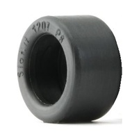 Slot.it PT1207P6 P6 Tyres (Suits 17.3mm Diameter Wheels)