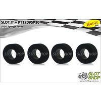 Slot.it PT1209SP30 SP30 Sponge Tyres