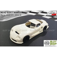 Revo Slot RS0013 Marcos LM600 GT2 White Kit