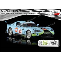 Revo Slot RS0023 Dodge Viper #57