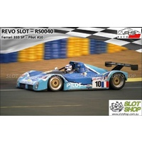 Revo Slot RS0040 Ferrari 333 SP - Pilot #10