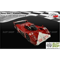 Revo Slot RS0043 Toyota GT One Ventura Safenet #2