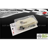 Revo Slot RS0046 Toyota GT One White Kit