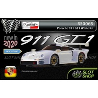 Revo Slot RS0065 Porsche 911 GT1 White Kit
