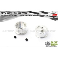 Revo Slot RS-109 Aluminium Rear Wheels (17 x 9.2mm)