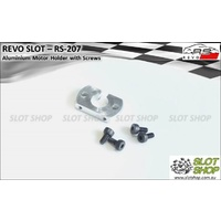 Revo Slot RS-207 Aluminium Motor Holder with Screws
