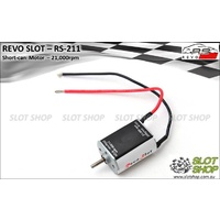 Revo Slot RS-211 Short-can Motor (21,000rpm)