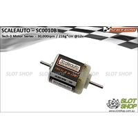 Scaleauto SC0010B S-can Motor 30,000rpm/216gcm