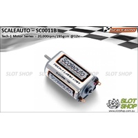 Scaleauto SC0011B Long-can Motor 20,000rpm/285gcm