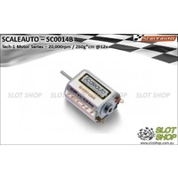 Scaleauto SC0014B S-can Motor 20,000rpm/260gcm