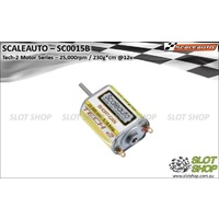 Scaleauto SC0015B S-can Motor 25,000rpm/230gcm