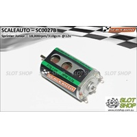 Scaleauto SC0027B Long-can Motor 18,000rpm/310gcm