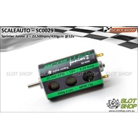 Scaleauto SC0029 Long-can Motor 22,500rpm/430gcm