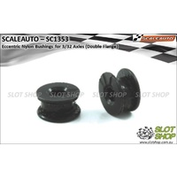 Scaleauto SC1353 Eccentric Nylon Bushings for 3/32 Axles