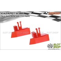 Scaleauto SC1605 Clip-in Race Guide (7mm)