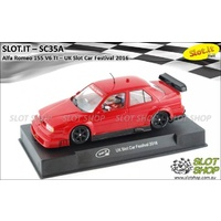 Slot.it SC35A Alfa Romeo 155 V6 TI (UKSC 2016)